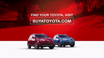 Toyota Safety First Sales Event TV Spot, '2017 RAV4: Bonus Cash' [T2] - Thumbnail 10