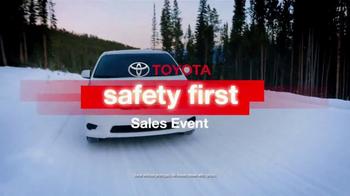 Toyota Safety First Sales Event TV Spot, '2017 RAV4: Bonus Cash' [T2] - Thumbnail 2