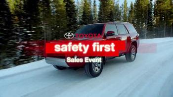 Toyota Safety First Sales Event TV Spot, '2017 RAV4: Bonus Cash' [T2] - Thumbnail 6