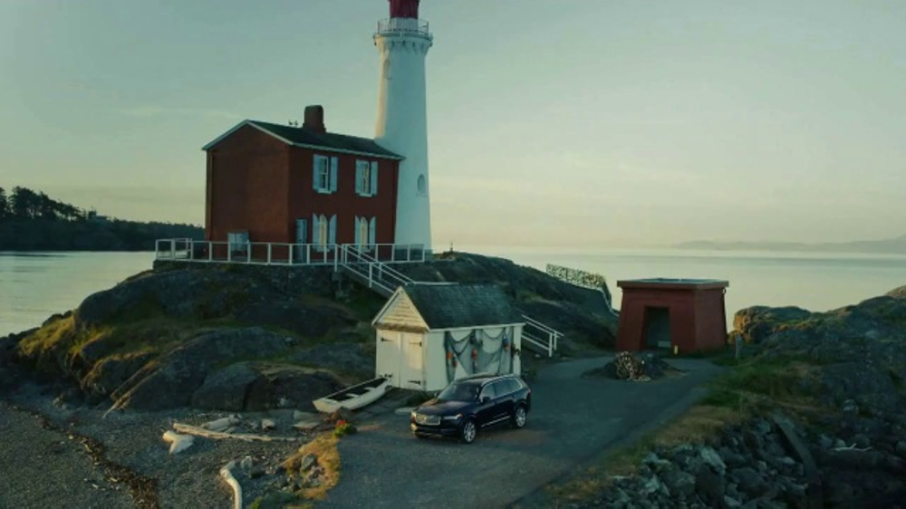 Volvo XC90 TV Commercial, 'A Place To Collect Your ...