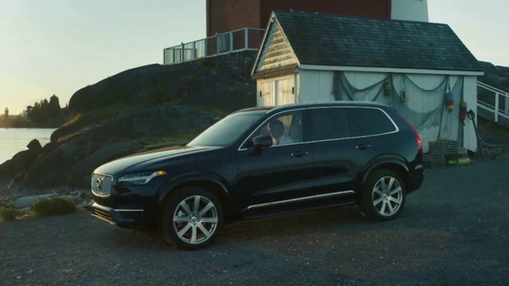 Volvo XC90 TV Commercial, 'A Place To Collect Your Thoughts' [T1] - iSpot.tv