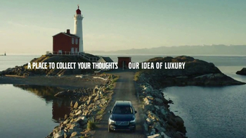 Volvo XC90 TV Spot, 'A Place To Collect Your Thoughts' [T1] - Thumbnail 10