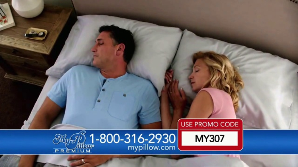 My Pillow Premium TV Commercial, 'Enjoy Deep Sleep: Free Shipping'