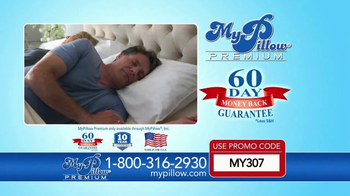My Pillow Premium TV Spot, 'Enjoy Deep Sleep: Free Shipping' - Thumbnail 8