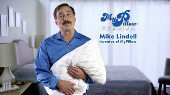 My Pillow Premium TV Spot, 'Enjoy Deep Sleep: Free Shipping' - Thumbnail 1