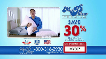 My Pillow Premium TV Spot, 'Enjoy Deep Sleep: Free Shipping' - Thumbnail 3