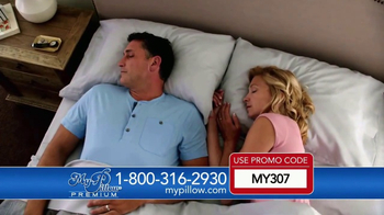 My Pillow Premium TV Spot, 'Enjoy Deep Sleep: Free Shipping'