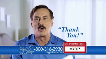 My Pillow Premium TV Spot, 'Enjoy Deep Sleep: Free Shipping' - Thumbnail 7