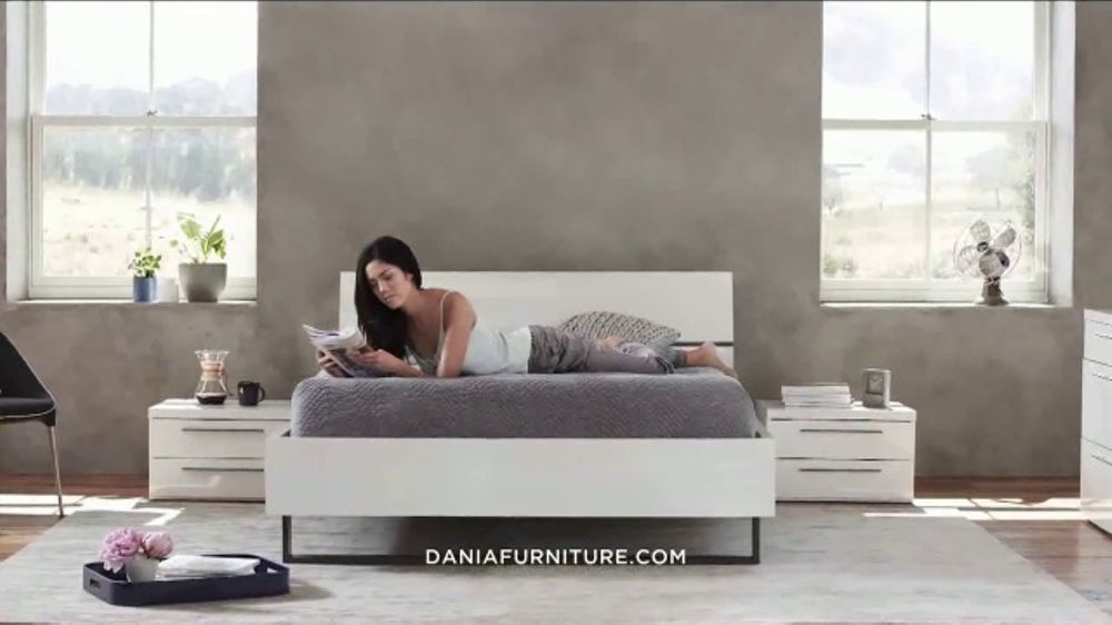 Dania Bedroom Event TV Commercial Beds Dressers And Mattresses Video