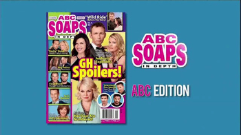 ABC Soaps In Depth TV Spot, 'Ava's Fears'