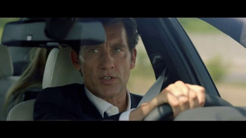 BMW Films TV Spot, 'The Escape: Part Two' Feat. Clive Owen, Dakota Fanning [T1] - 1 commercial airings