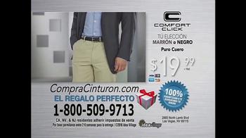 Comfort Click TV Spot, 'Puro cuero' [Spanish] - Thumbnail 8