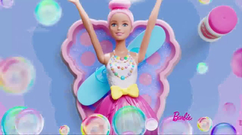 Barbie Dreamtopia Bubbletastic Fairy TV Spot, 'Sweet Surprise'