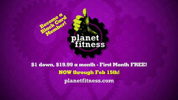 Planet Fitness TV Spot, 'Black Card' - Thumbnail 7