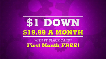 Planet Fitness TV Spot, 'Black Card' - Thumbnail 6