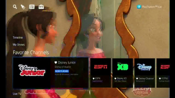 PlayStation Vue TV Spot, 'TV Experience We Always Wanted' - Thumbnail 3