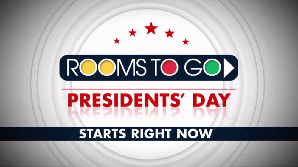 Rooms To Go Presidents Day Sale Tv Commercial Living Amp Dining Ispot Tv