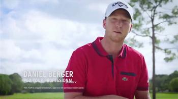 Callaway Chrome Soft TV Spot, 'Change to Get Better' Feat. Daniel Berger - Thumbnail 2
