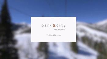 Park City Convention and Visitors Bureau TV Spot, 'Snow for Everyone' - Thumbnail 10