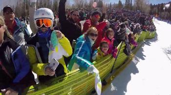 Park City Convention and Visitors Bureau TV Spot, 'Snow for Everyone' - Thumbnail 2