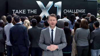 XFINITY X1 TV Spot, 'On the Open Road' Featuring Chris Hardwick - Thumbnail 1