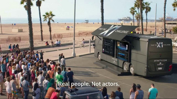 XFINITY X1 TV Spot, 'On the Open Road' Featuring Chris Hardwick - Thumbnail 3