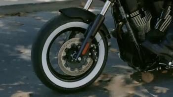 GEICO Motorcycle TV Spot, 'Neighborhood: Modern Text' - Thumbnail 2