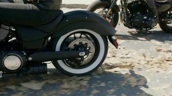 GEICO Motorcycle TV Spot, 'Neighborhood: Modern Text' - Thumbnail 3