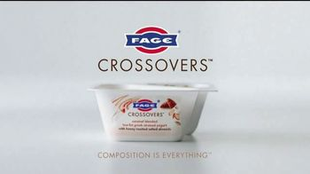Fage Yogurt Crossovers Caramel With Almonds TV Spot, 'Jump In'
