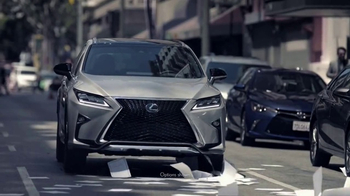 Lexus RX TV Spot, 'To Err Is Human' [T1] - Thumbnail 7
