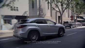 Lexus RX TV Spot, 'To Err Is Human' [T1] - Thumbnail 8