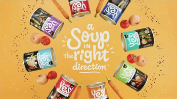 Campbell's Well Yes! Chicken Noodle Soup TV Spot, 'Beautiful Thing' - Thumbnail 6