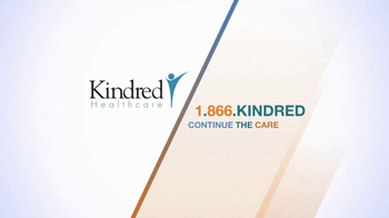 Kindred Healthcare TV Spot, 'Wide Range of Services' - Thumbnail 10