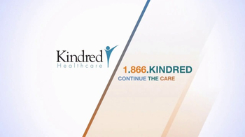 Kindred Healthcare TV Spot, 'Wide Range of Services' - Thumbnail 8