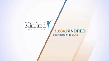 Kindred Healthcare TV Spot, 'Wide Range of Services' - Thumbnail 9