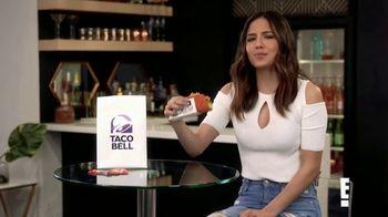 Taco Bell Naked Chicken Chalupa TV Spot, 'E!: E! News Trends'