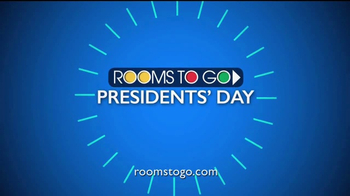 Rooms to Go Presidents' Day Mattress Sale TV Spot, 'Buy One Get One' - Thumbnail 9