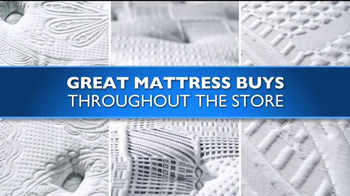 Rooms to Go Presidents' Day Mattress Sale TV Spot, 'Buy One Get One' - Thumbnail 7