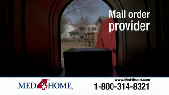 Med4Home TV Spot, 'We're Here to Help' - Thumbnail 3