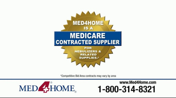 Med4Home TV Spot, 'We're Here to Help' - Thumbnail 4