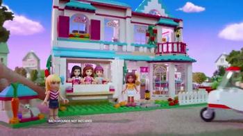 LEGO Friends TV Spot, 'Pizza Night' - Thumbnail 7
