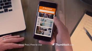 Thumbtack TV Spot, 'Dan Gets Stuff Done' - Thumbnail 3