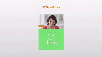 Thumbtack TV Spot, 'Dan Gets Stuff Done' - Thumbnail 6