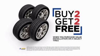 National Tire & Battery TV Spot, \'Top Tire Brands\'