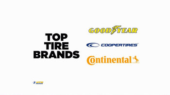 National Tire & Battery TV Spot, 'Top Tire Brands' - Thumbnail 4
