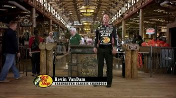 Bass Pro Shops Spring Fever Sale TV Spot, 'Plans' Featuring Kevin VanDam - 451 commercial airings