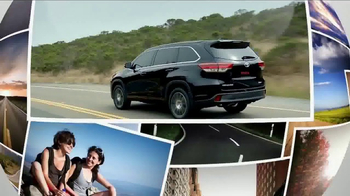 2017 Toyota Highlander TV Spot, 'Time for Life' [T2] - Thumbnail 10