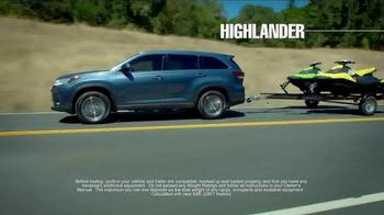 2017 Toyota Highlander TV Spot, 'Time for Life' [T2] - Thumbnail 6