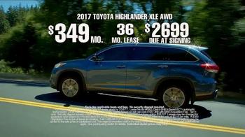 2017 Toyota Highlander TV Spot, 'Time for Life' [T2] - Thumbnail 8