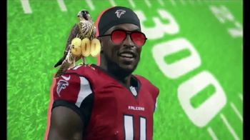 NFL TV Spot, 'Playoffs: Falcons' [Spanish] - 10 commercial airings